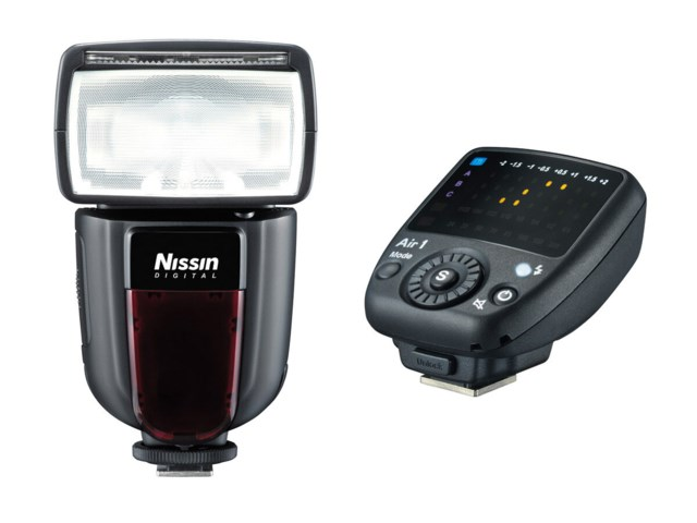 Nissin Blixt Di700A + Commander Air 1 till Oly/Pan