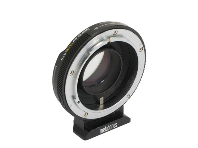 Metabones Canon FD til Micro 4/3 Speed Booster Ultra 0,71x