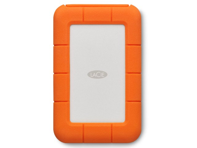"LaCie Rugged Thunderbolt 4TB portabel 2.5"" USB-C 3.1"