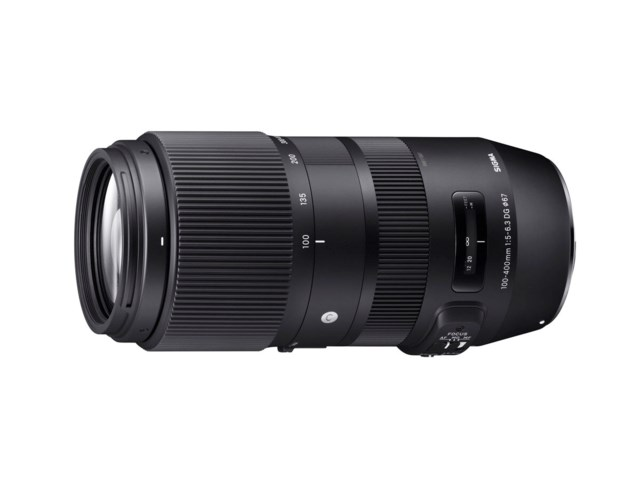 Sigma 100-400mm f/5-6,3 DG OS HSM Contemporary / Canon