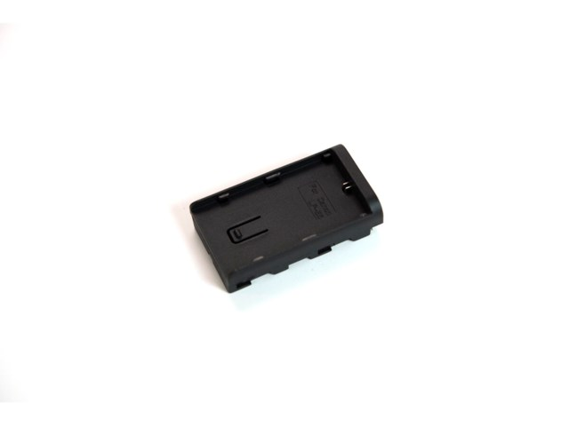 LedGo Adapter LG-E6A til Canon LP-E6 batterier