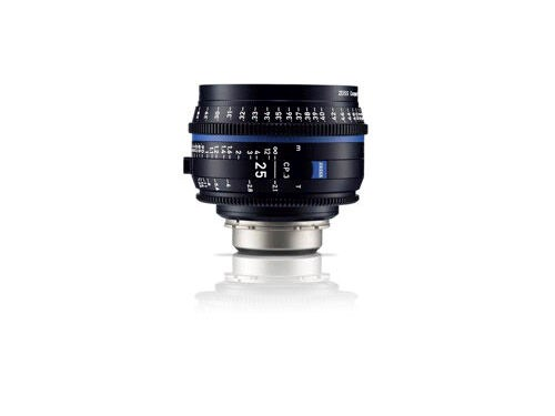Zeiss Compact Prime CP.3 28mm T2.1 Sony E-mount