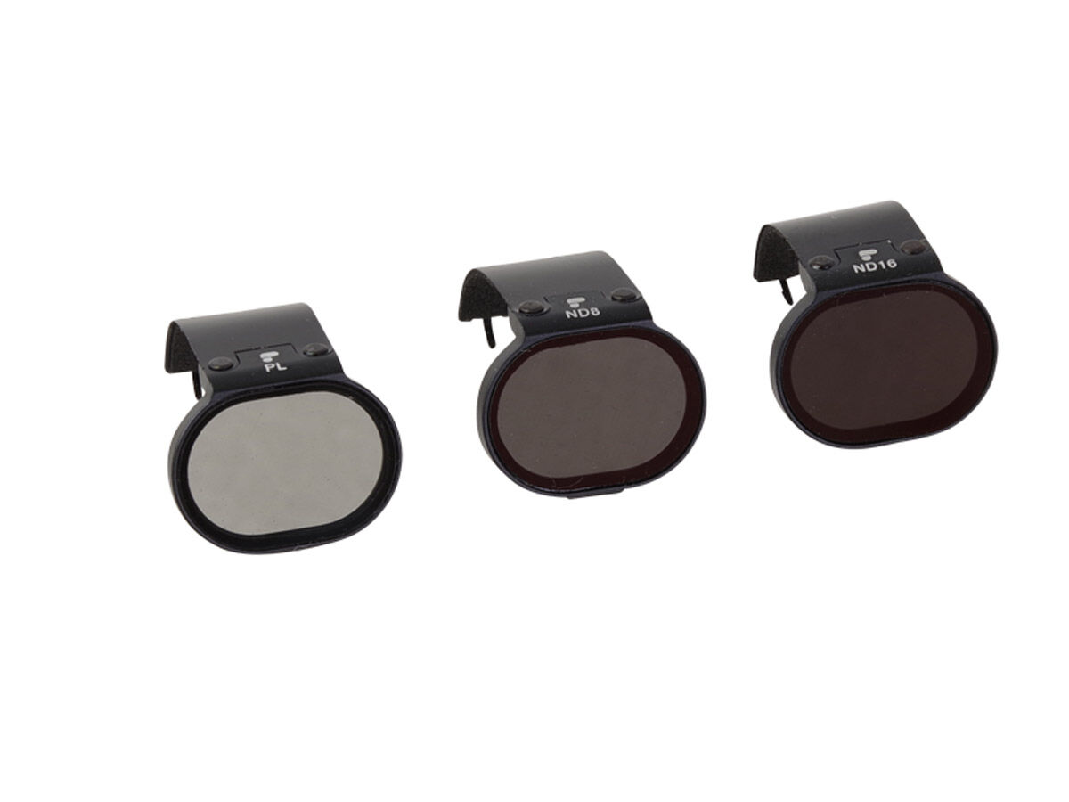 Polar Pro Filter 3-pack  (PL/ND8/ND16) till Spark