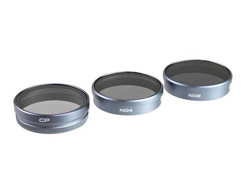 Polar Pro Filter 3-pack (PL/ND4/ND8) till Phantom 4