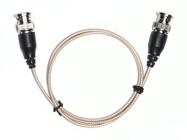 Small HD SDI-kabel 60 cm extra tunn