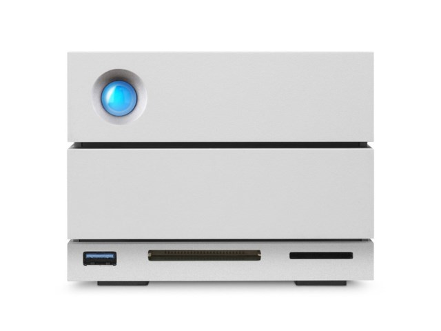 LaCie 2big Thunderbolt 3 8TB USB 3.1