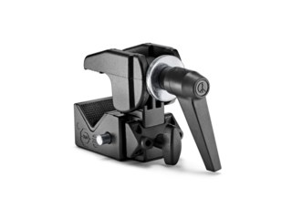 Manfrotto Klämma M035VR super clamp aluminium svart