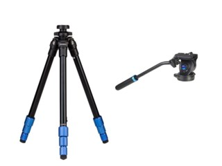 Benro Videostativkit TSL08AS2P Slim