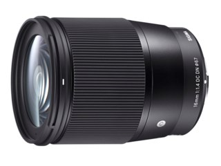 Sigma 16mm f/1,4 DC DN Contemporary til Micro 4/3