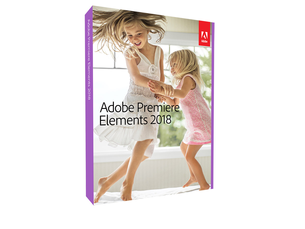 Adobe Premiere Elements 2018 for Windows/Mac (Engelsk)