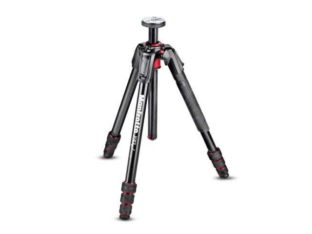 Manfrotto Stativ MT190GOA4 aluminium