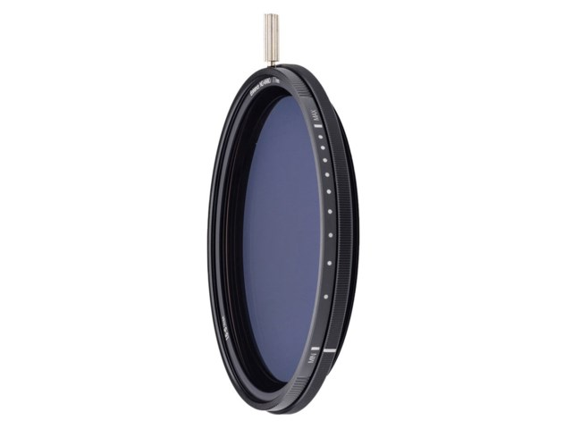 NiSi ND-Filter Variabelt Pro Nano 1.5-5 Trin  Enhance ND-Vario 72 mm