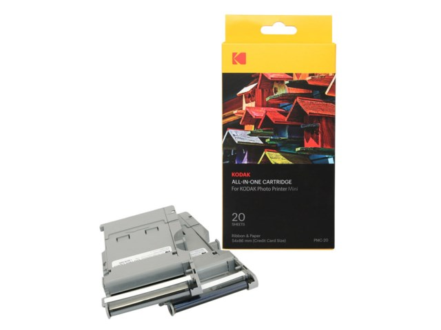 Kodak All-In-One Cartridge 20-pak til Minishot /