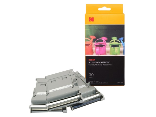 Kodak All-In-One Cartridge 30-pak til Minishot /