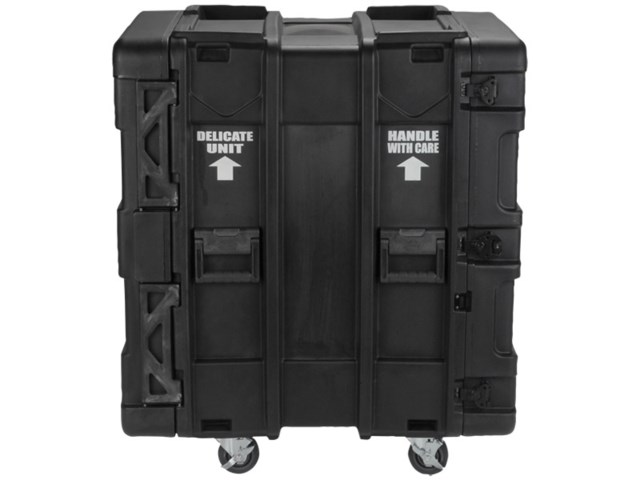 SKB Cases 16U Roto Shockmount rack case - 24