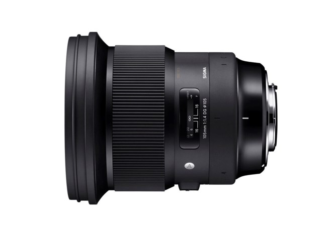Sigma 105mm f/1,4 DG HSM Art til Sony FE