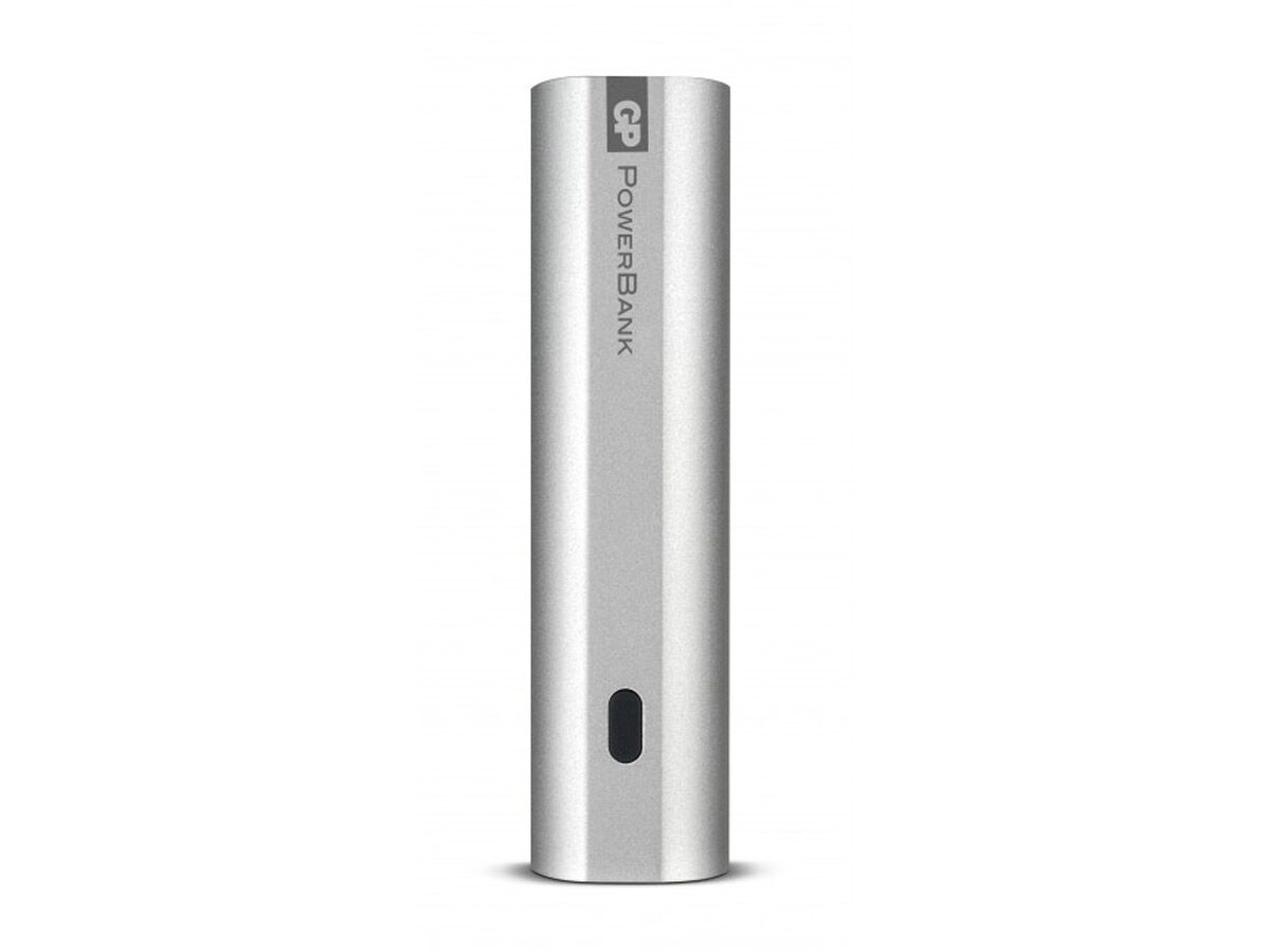 GP Portabel laddare PowerBank Voyage 3000 silver