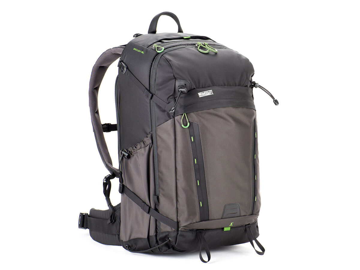 MindShift Gear Kameraryggsäck BackLight 36L Photo Daypack Charcoal