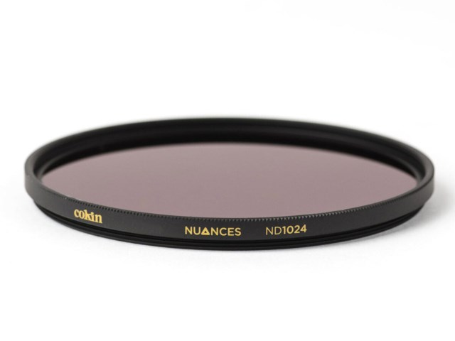 Cokin ND-filter Nuances ND1024 72mm (10 Trin)