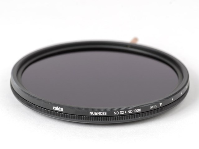Cokin Variabelt ND-filter NDX 32-1000 72mm (5-10 Trin)