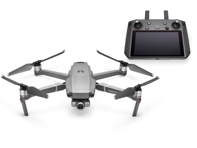 DJI Mavic 2 Zoom med Smart controller