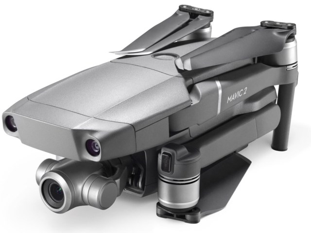 DJI Mavic 2 Zoom med Fly more kit