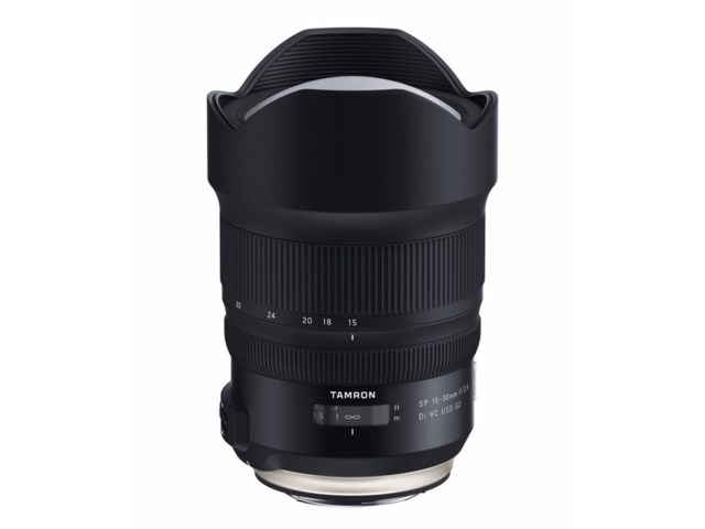 Tamron SP 15-30mm f/2,8 Di VC USD G2 till Canon