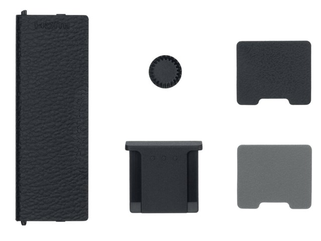 Fujifilm Hot shoe cover og skruelåg CVR-XT3 Cover kit