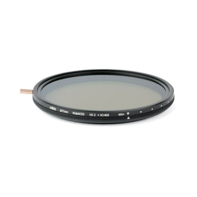 Cokin Variabelt ND-filter NDX 2-400 67mm (1-8 Steg)