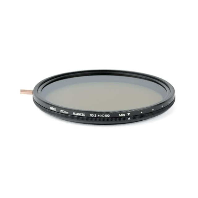 Cokin Variabelt ND-filter NDX 2-400 72mm (1-8 Steg)