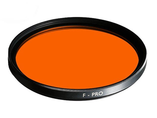 B+W Filter 040 Orange 62 MM MRC