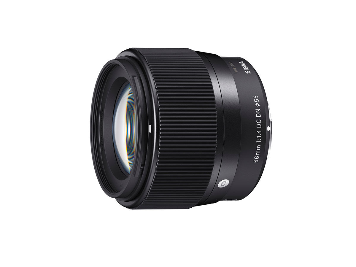 Sigma 56mm f/1,4 DC DN Contemporary till Micro 4/3