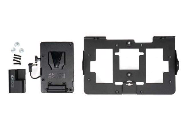Small HD V-Mount battery bracket för 702 OLED