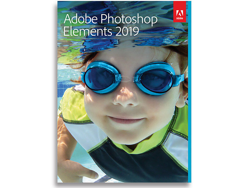 Adobe Photoshop Elements 2019 Svenska för Windows