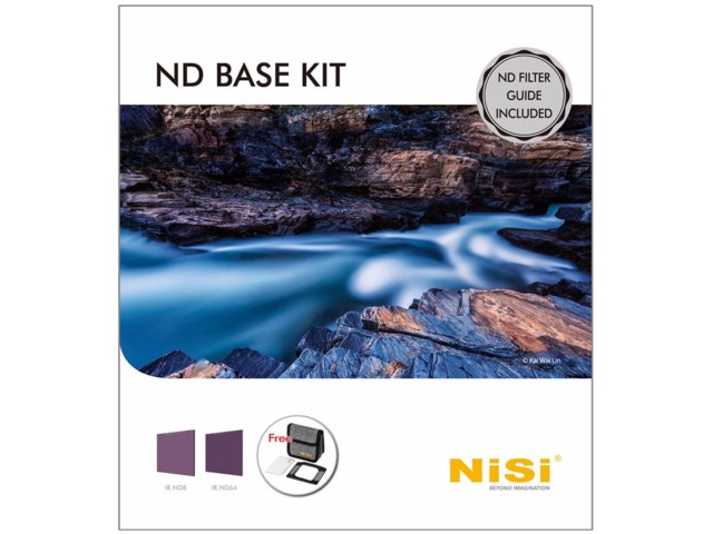 NiSi Filterkit 100 mm IR ND Base Kit (ND8+ND64)
