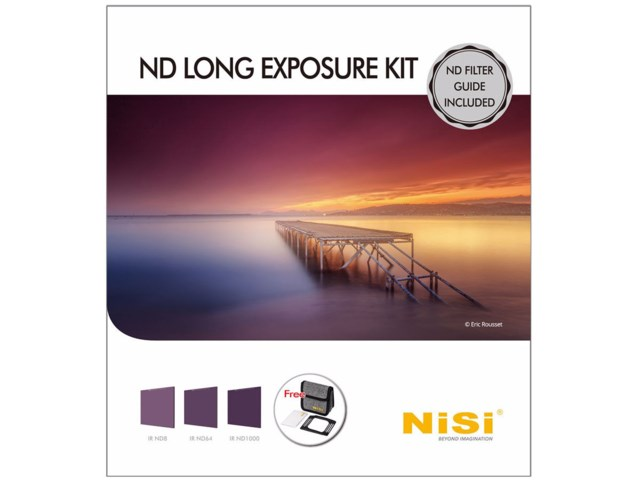 NiSi Filterkit 100 mm IR ND Long Exposure Kit