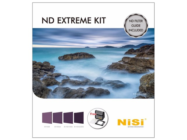 NiSi Filterkit 100 mm IR ND Extreme Kit