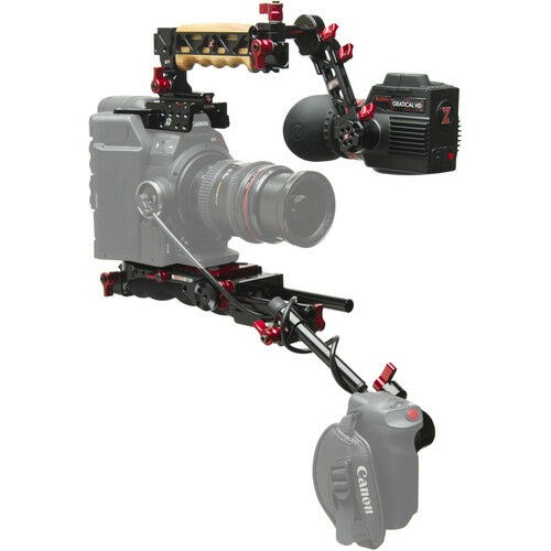 Zacuto C300 Mark II Gratical HD Bundle