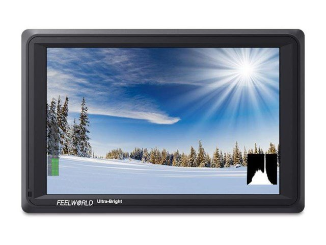 Feelworld FW279S LCD-Monitor 7""