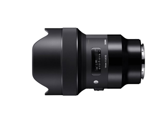 Sigma 14mm f/1,8 DG HSM Art til L-mount