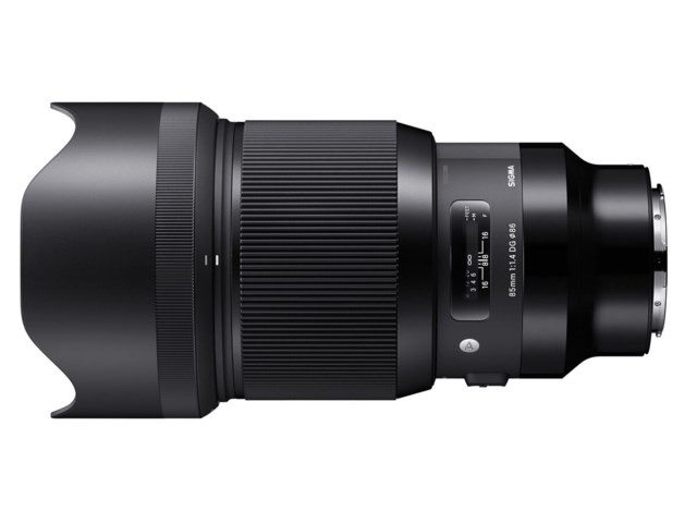 Sigma 85mm f/1,4 DG HSM Art til L-mount
