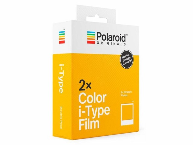 Polaroid Originals Color Film For I-Type 2-pak