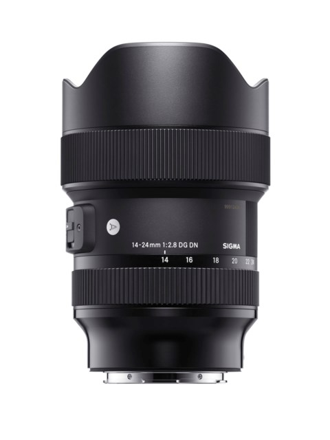 Sigma 14-24mm f/2.8 DG DN Art Till Sony E