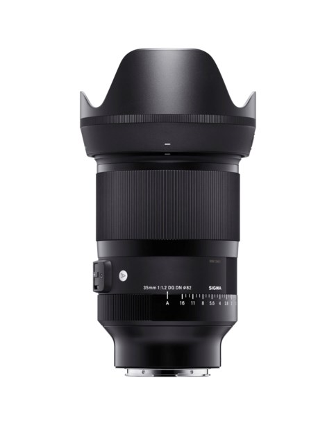 Sigma 35mm F1.2 DG DN Art til Sony E