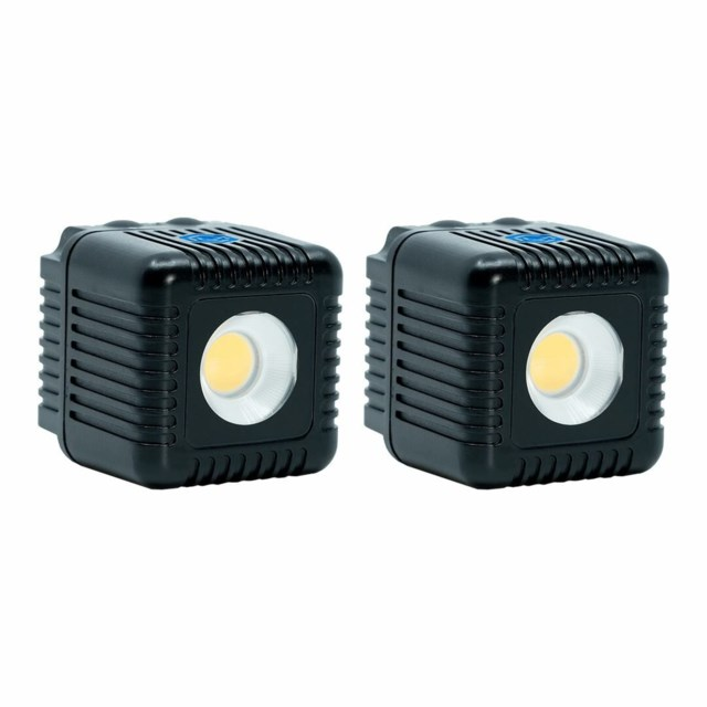 Lume Cube 2.0 Dual Pack Black
