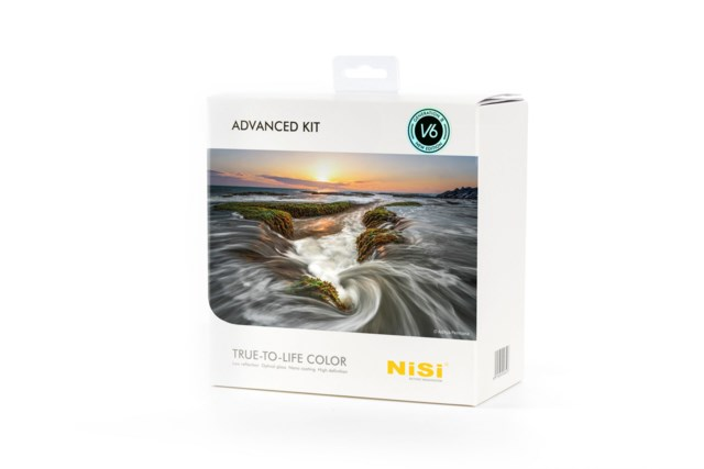 NiSi Filterkit 100mm V6 System Advanced Kit III