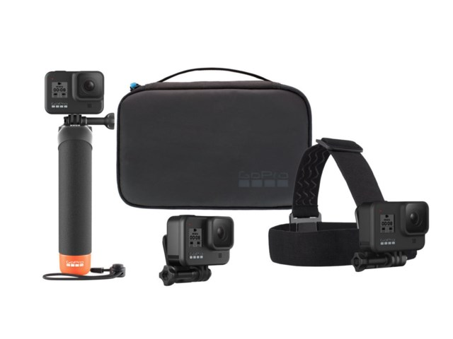 GoPro Hero 7 Black + Adventurekit
