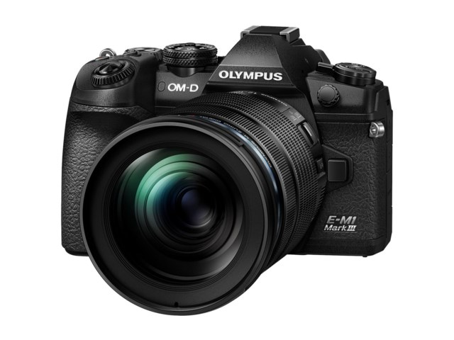 Olympus OM-D E-M1 Mark III +  M.Zuiko Digital ED 12-100mm f/4,0 IS PRO