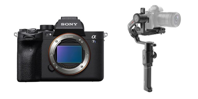 Sony A7S III + Air 2 Gimbal
