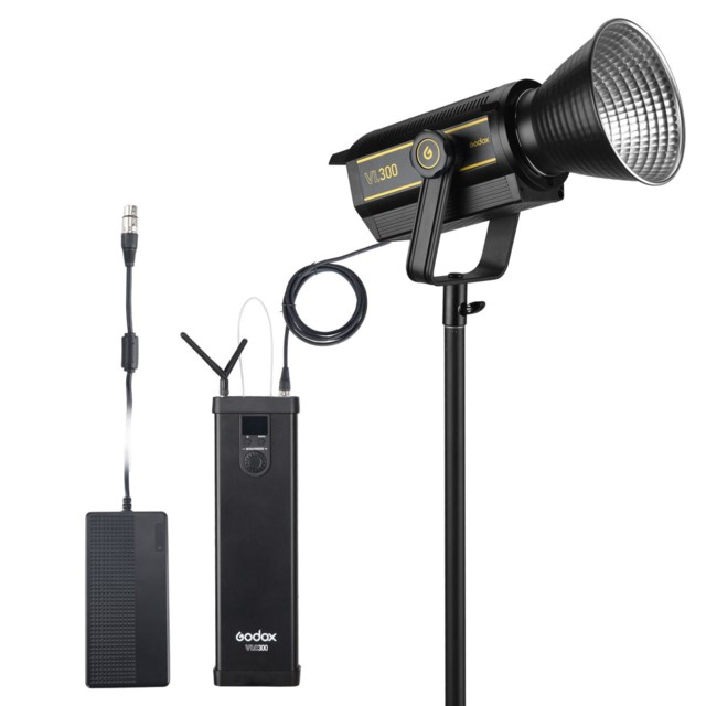 Godox VL300 Video Light